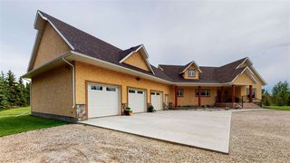 Main Photo: 25219 TWP RD 571: Rural Sturgeon County House for sale : MLS®# E4200337
