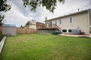Photo 40: 324 Columbia Drive in Winnipeg: Whyte Ridge Residential for sale (1P)  : MLS®# 202023445