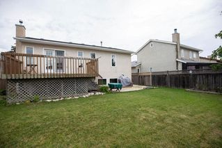 Photo 42: 324 Columbia Drive in Winnipeg: Whyte Ridge Residential for sale (1P)  : MLS®# 202023445