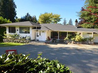 Main Photo: 1585 TAYLOR Way in West Vancouver: British Properties House for sale : MLS®# R2504561