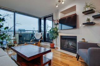 """Photo 4: 307 2525 BLENHEIM Street in Vancouver: Kitsilano Condo for sale in """"THE MACK"""" (Vancouver West)  : MLS®# R2517889"""