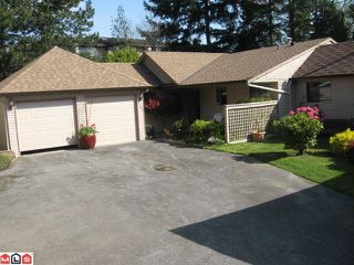 """Photo 1: 1764 LILAC Drive in Surrey: King George Corridor Townhouse for sale in """"Alderwood"""" (South Surrey White Rock)  : MLS®# F1111296"""