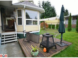Photo 8: 31792 OLD YALE RD in ABBOTSFORD: House for rent (Abbotsford)