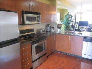 "Photo 2: # 10 935 EWEN AV in New Westminster: Queensborough Condo for sale in ""COOPERS LANDING"" : MLS®# V934740"