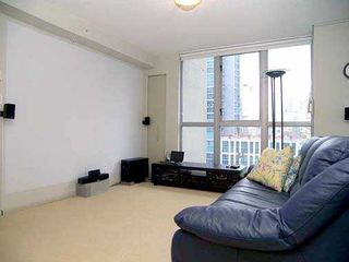 "Photo 7: 605 1238 RICHARDS ST in Vancouver: Downtown VW Condo for sale in ""METRO POLIS"" (Vancouver West)  : MLS®# V585416"