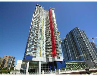 Main Photo: # 2206 111 W GEORGIA ST in : Downtown VW Condo for sale : MLS®# V778340