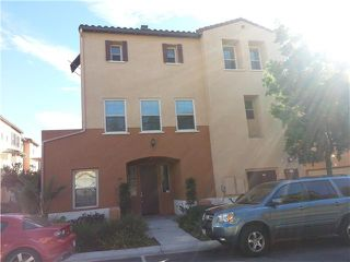 Photo 9: CHULA VISTA Townhome for sale : 3 bedrooms : 1307 HAGLAR Way #1