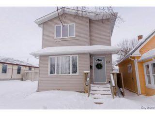 Photo 2: 315 Pandora Avenue West in WINNIPEG: Transcona Residential for sale (North East Winnipeg)  : MLS®# 1401752
