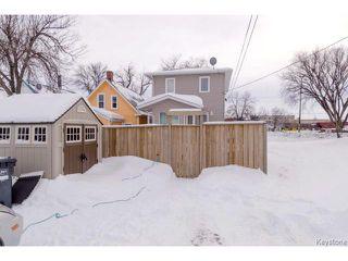 Photo 19: 315 Pandora Avenue West in WINNIPEG: Transcona Residential for sale (North East Winnipeg)  : MLS®# 1401752