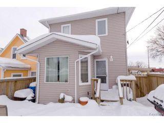 Photo 20: 315 Pandora Avenue West in WINNIPEG: Transcona Residential for sale (North East Winnipeg)  : MLS®# 1401752