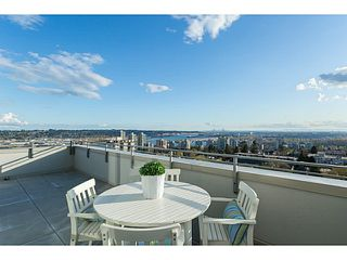 Photo 16: 1004 258 SIXTH Street in New Westminster: Uptown NW Condo for sale : MLS®# V1051883