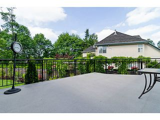 "Photo 18: 15367 N KETTLE Crescent in Surrey: Sullivan Station House for sale in ""SULLIVAN STATION"" : MLS®# F1431191"