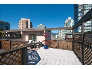 "Photo 5: 410 1728 ALBERNI Street in Vancouver: West End VW Condo for sale in ""ATRIUM ON THE PARK"" (Vancouver West)  : MLS®# V1119320"