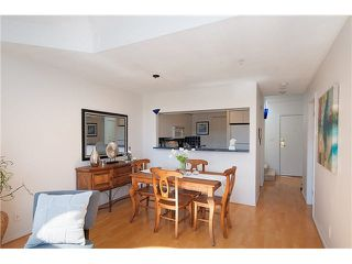 """Photo 8: 410 1728 ALBERNI Street in Vancouver: West End VW Condo for sale in """"ATRIUM ON THE PARK"""" (Vancouver West)  : MLS®# V1119320"""