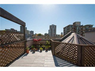 """Photo 6: 410 1728 ALBERNI Street in Vancouver: West End VW Condo for sale in """"ATRIUM ON THE PARK"""" (Vancouver West)  : MLS®# V1119320"""