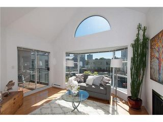 """Photo 4: 410 1728 ALBERNI Street in Vancouver: West End VW Condo for sale in """"ATRIUM ON THE PARK"""" (Vancouver West)  : MLS®# V1119320"""