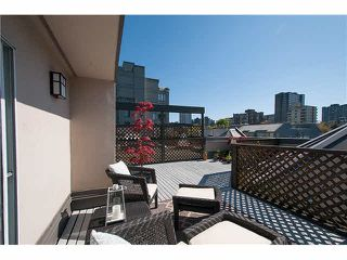 """Photo 15: 410 1728 ALBERNI Street in Vancouver: West End VW Condo for sale in """"ATRIUM ON THE PARK"""" (Vancouver West)  : MLS®# V1119320"""