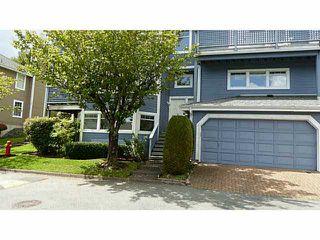 "Main Photo: 23 1140 FALCON Drive in Coquitlam: Eagle Ridge CQ Townhouse for sale in ""FALCON GATE"" : MLS®# V1119650"