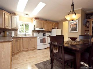 Photo 5: 116 BAYNES DRIVE in FANNY BAY: CV Union Bay/Fanny Bay Manufactured Home for sale (Comox Valley)  : MLS®# 702330