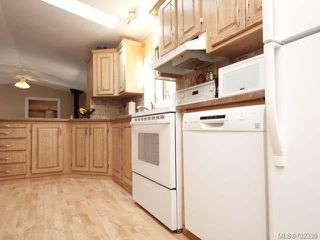 Photo 13: 116 BAYNES DRIVE in FANNY BAY: CV Union Bay/Fanny Bay Manufactured Home for sale (Comox Valley)  : MLS®# 702330