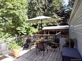 Photo 7: 116 BAYNES DRIVE in FANNY BAY: CV Union Bay/Fanny Bay Manufactured Home for sale (Comox Valley)  : MLS®# 702330