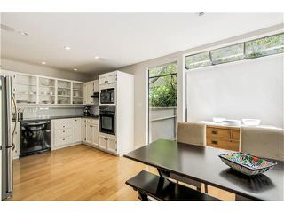 "Photo 6: 4451 ARBUTUS Street in Vancouver: Quilchena Townhouse for sale in ""Arbutus West"" (Vancouver West)  : MLS®# V1135323"