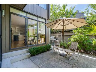 "Photo 19: 4451 ARBUTUS Street in Vancouver: Quilchena Townhouse for sale in ""Arbutus West"" (Vancouver West)  : MLS®# V1135323"