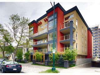 Photo 1: 201 1029 15 Avenue SW in Calgary: Connaught Condo for sale : MLS®# C4034575