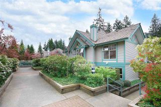 Photo 1: 73 65 FOXWOOD Drive in Port Moody: Heritage Mountain Townhouse for sale : MLS®# R2058277