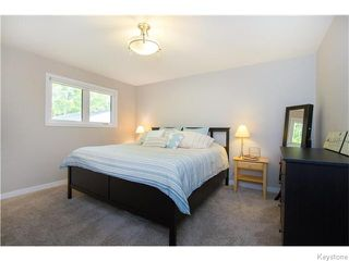 Photo 13: 163 McDowell Drive in Winnipeg: Charleswood Residential for sale (South Winnipeg)  : MLS®# 1613698
