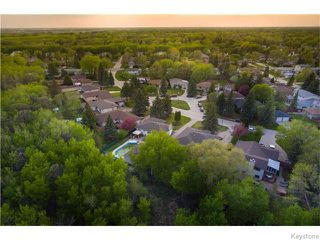 Photo 3: 163 McDowell Drive in Winnipeg: Charleswood Residential for sale (South Winnipeg)  : MLS®# 1613698
