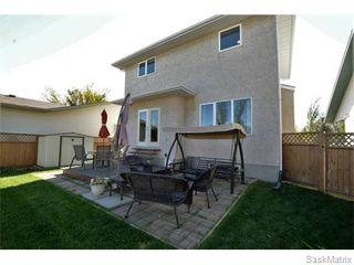 Photo 48: 3588 WADDELL Crescent East in Regina: Creekside Single Family Dwelling for sale (Regina Area 04)  : MLS®# 587618