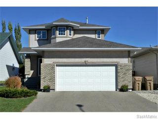 Photo 1: 3588 WADDELL Crescent East in Regina: Creekside Single Family Dwelling for sale (Regina Area 04)  : MLS®# 587618