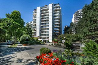 "Photo 7: 1405 4165 MAYWOOD Street in Burnaby: Metrotown Condo for sale in ""Place on the Park"" (Burnaby South)  : MLS®# R2116155"