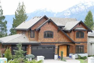 Photo 1: 1066 GLACIER VIEW Drive in Squamish: Garibaldi Highlands House for sale : MLS®# R2118309