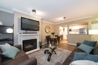 "Photo 1: 105 855 W 16TH Street in North Vancouver: Hamilton Condo for sale in ""GABLES WEST"" : MLS®# R2126762"