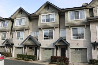 """Photo 1: 19 2978 WHISPER Way in Coquitlam: Westwood Plateau Townhouse for sale in """"WHISPER RIDGE"""" : MLS®# R2142361"""