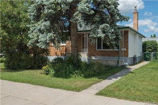 Photo 1: 1219 Mountain Avenue in Winnipeg: Shaughnessy Heights Residential for sale (4B)  : MLS®# 1718838