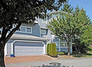 "Photo 1: 21 1140 FALCON Drive in Coquitlam: Eagle Ridge CQ Townhouse for sale in ""FALCON GATE"" : MLS®# R2202712"