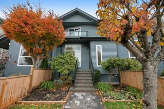 Photo 1: 266 E 9TH Street in North Vancouver: Central Lonsdale House 1/2 Duplex for sale : MLS®# R2222181