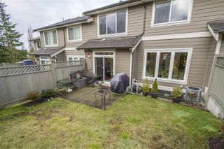 Photo 20: 17 11384 BURNETT STREET in Maple Ridge: East Central Townhouse for sale : MLS®# R2135118