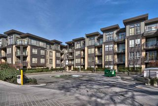 """Main Photo: 102 225 FRANCIS Way in New Westminster: Fraserview NW Condo for sale in """"WHITTAKER"""" : MLS®# R2241531"""