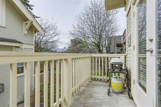 Photo 19: 2315 BALSAM Street in Vancouver: Kitsilano Townhouse for sale (Vancouver West)  : MLS®# R2255834