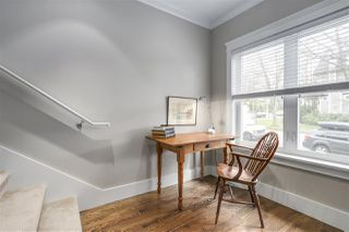 Photo 12: 2315 BALSAM Street in Vancouver: Kitsilano Townhouse for sale (Vancouver West)  : MLS®# R2255834