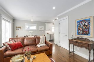 Photo 4: 2315 BALSAM Street in Vancouver: Kitsilano Townhouse for sale (Vancouver West)  : MLS®# R2255834