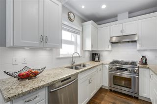 Photo 8: 2315 BALSAM Street in Vancouver: Kitsilano Townhouse for sale (Vancouver West)  : MLS®# R2255834