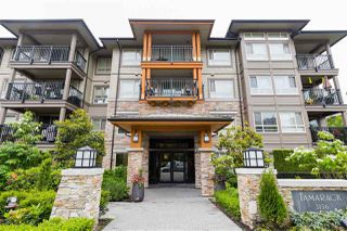 "Photo 1: 408 3156 DAYANEE SPRINGS BL Boulevard in Coquitlam: Westwood Plateau Condo for sale in ""TAMARACK"" : MLS®# R2257423"