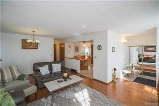 Photo 2: 16 Rothshire Drive in Winnipeg: Canterbury Park Residential for sale (3M)  : MLS®# 1809176