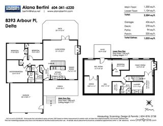 Photo 20: 8393 ARBOUR Place in Delta: Nordel House for sale (N. Delta)  : MLS®# R2261568