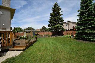 Photo 20: 95 Ambassador Row in Winnipeg: Parkway Village Residential for sale (4F)  : MLS®# 1812383